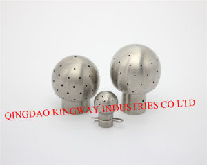 Stainless Steel Sanitary Fixed Cleaning Ball. pictures & photos
