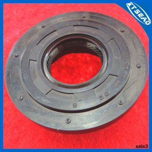 NBR/FKM/Acm Rubber Car Oil Seal 20.8*52*6 pictures & photos