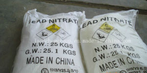 Lead Nitrate 99% pictures & photos