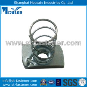 Stainless Steel 304 Spring Nut