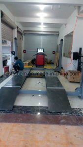 Zhzy-300m 3D Wheel Alignment pictures & photos