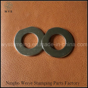 Nickle Plated Metal Stamping with Premium Quality (WYS-S87)