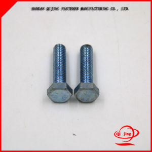 Stainless Steel Assembled Hex Bolt with Nut pictures & photos