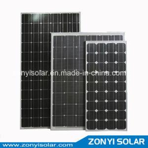 110W-120W-130W-140W-150W Solar Monocrystalline PV Modules pictures & photos