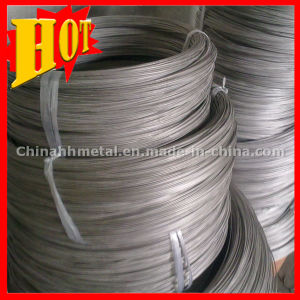 ASTM B863 Grade 2 Titanium Wire for Jewelry pictures & photos