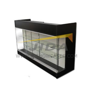 Black Cosmetic Counter Display Showcase (JD-CC)