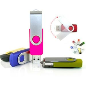 Twist USB Flash Drive, Promotional USB Disk, Hot Sale USB