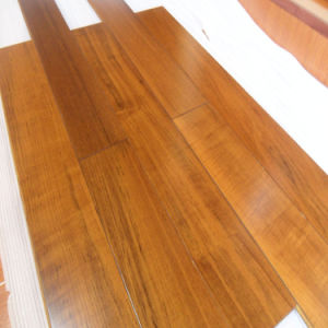 Multi -Ply Teak Parquet Engineered Wooden Flooring pictures & photos