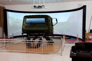 Motion Platform Simulator QJ-4B1