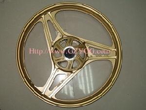 Yog Spare Parts Motorcycle Aluminum Rim Complete Alloy Wheel YAMAHA Ybr125 pictures & photos