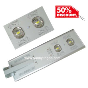 20W High Bright All in One Solar LED Street Light