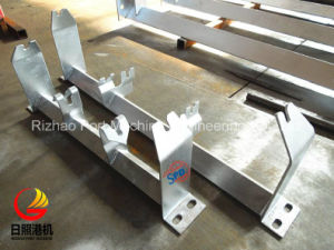 SPD Galvanized Conveyor Roller Frame pictures & photos