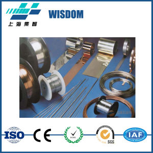 Nichrome Resistance Heating Alloy (NiCr strip NiCr wire NiCr ribbon) pictures & photos