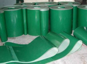 PVC Conveyor Belt/ PU Conveyor Belt/ for Light Duty Industry pictures & photos