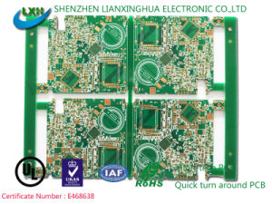 18 Layers Immersion Gold PCB Board for Medical Instrument