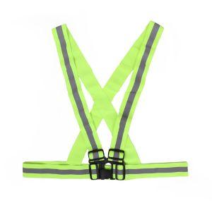 V Reflctive Vest with 5cm Reflector Tape (TR-BX-016)