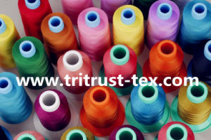 100% Polyester Sewing Thread (20s-60s) pictures & photos