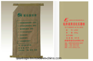 Durable Kraft Paper-Plastic Compound PP Woven Bag for Packing pictures & photos