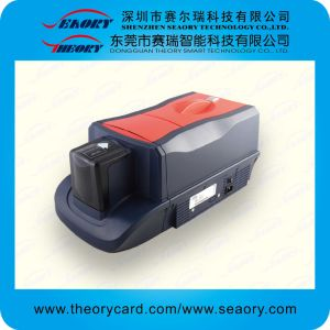 Seaory T11 300dpi Double Side PVC ID Card Printer pictures & photos