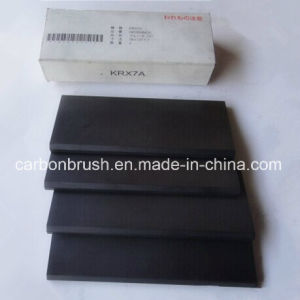 high density and high hardness for carbon vane/graphite products/graphite plate pictures & photos