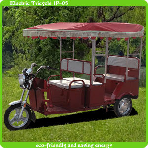 Powerful and Energy-Saving CNG Rickshaw with Cheap Price