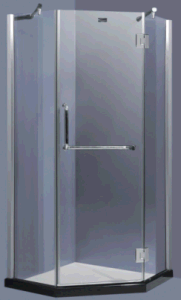 2015 Popular Glass Shower Door