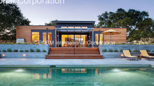 Affordable Prefabricated Residential Light Steel House pictures & photos