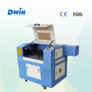 Wine Glass/Drinking Cup/Bottle CO2 Laser Engraving Machine (DW640) pictures & photos