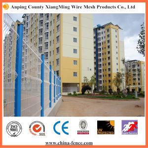 PVC Metal Wire Mesh Fence pictures & photos