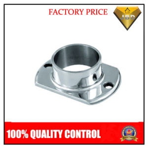 Stainless Steel Casting Base Plate for Round Pipe (F6) pictures & photos