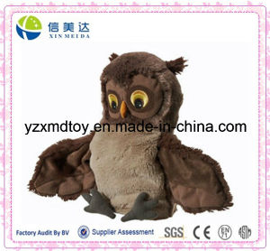 Owl Hand Play Glove Puppet Bird Animal Childrens Soft Toy pictures & photos