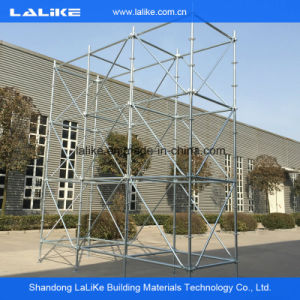 Lalike Construction Ringlock Scaffolding System