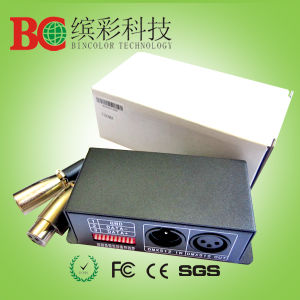 350mA/CH*3 DMX512 LED Decoder (BC-809-350)