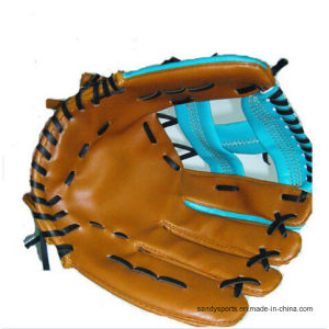 Made in China Custom Logo Promotion Baseball Glove pictures & photos