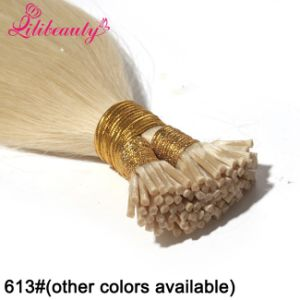 100% Human Hair Tip in Remy Hair Extensions Peruvian pictures & photos