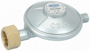 LPG Euro Media Pressure Gas Regulator (M30G16G300) pictures & photos