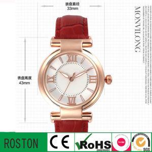 Hot Sale Custom Fashionable Vogue Watch Ladies Watch pictures & photos