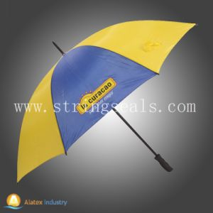 Printing Manual Open Folding Umbrella pictures & photos
