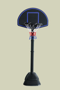 Injection Mold of Small Size Basketball Stand 001