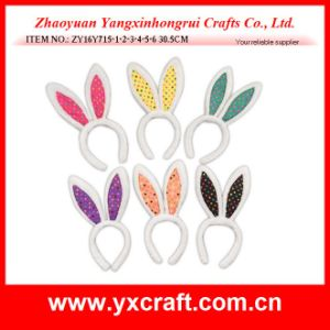 Easter Decoration (ZY16Y715-1-2-3-4-5-6) Easter Headband Easter Party Decoration pictures & photos