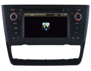Windows Ce Car GPS for BMW DVD Player E81 E82 E88 DVD Navigation Hualingan pictures & photos