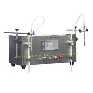 Semi-Auto 2-Nozzle Liquid Filler (GHSLF-E2) pictures & photos
