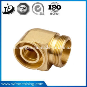 Copper/Brass Steel Aluminum Milling Machining CNC Machined Parts pictures & photos