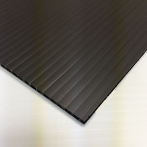 Black Protected Plastic Sheet/Floor Protection Sheet Manufacturer pictures & photos