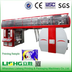 6 Color Cl Flexographic Printer pictures & photos