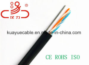 LAN Cat5e FTP Outdoor with Messenger Cable/Computer Cable/Data Cable/Communication Cable/Audio Cable/Connector pictures & photos