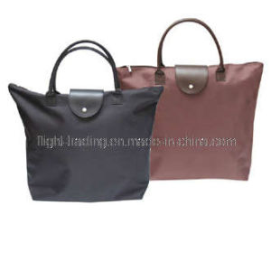 High Quality Foldable Oxford Promotional Shopping Bags (DXB-5268) pictures & photos