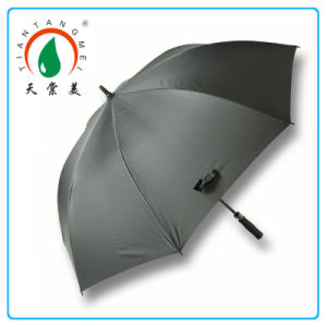 "30""8k Fibreglass Frame Auto Golf Umbrella"
