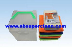 High Quailty Microfiber Car Wash Kit Microfiber Cleaning Car Set (CN1561) pictures & photos