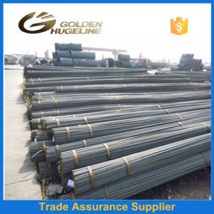 HRB400 BS4449 460b ASTM Gr40 Deformed Steel Rebar for Concrete pictures & photos